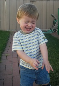 Nate at 22 months